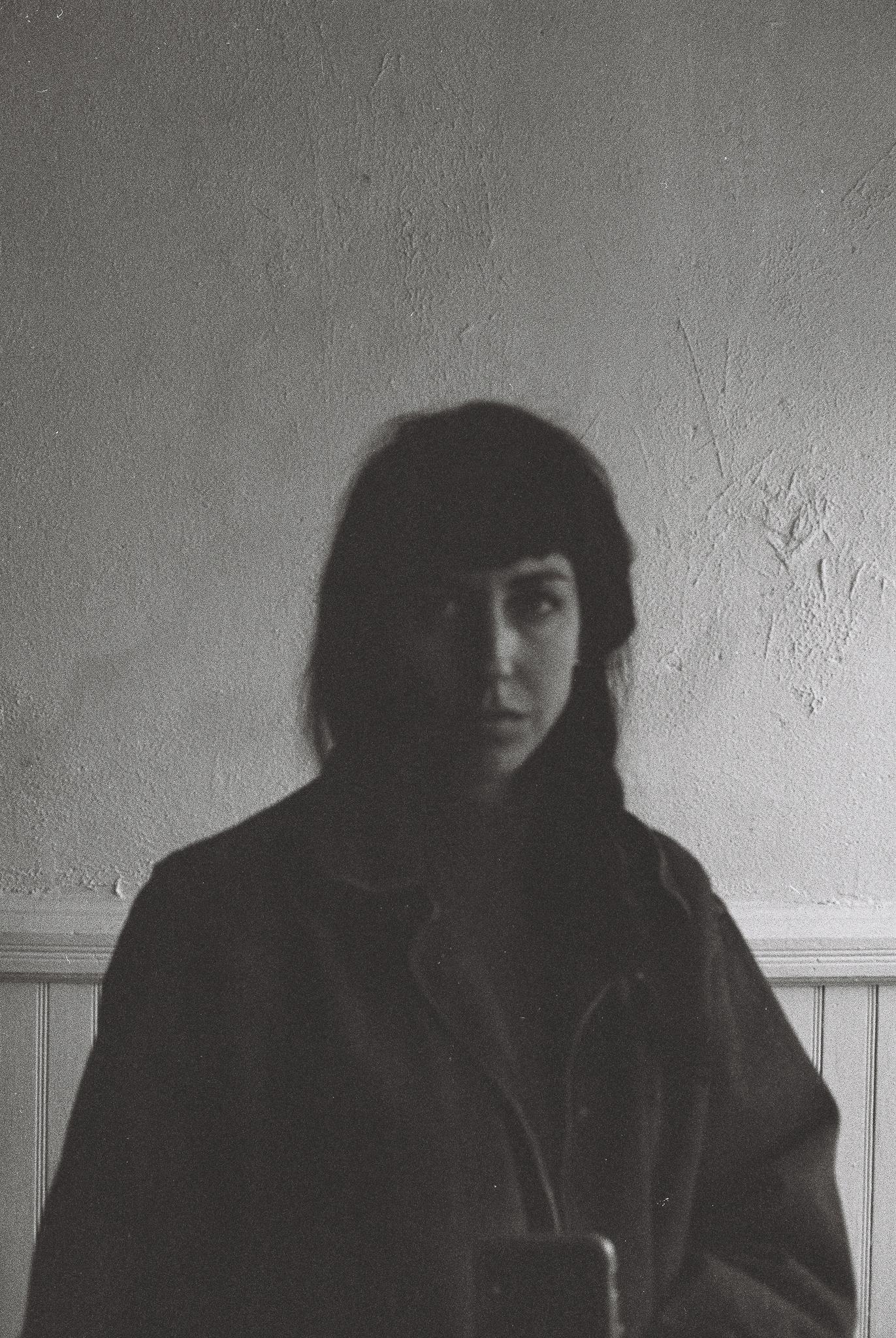 Analog Self Portrait, Nienke Izurieta
