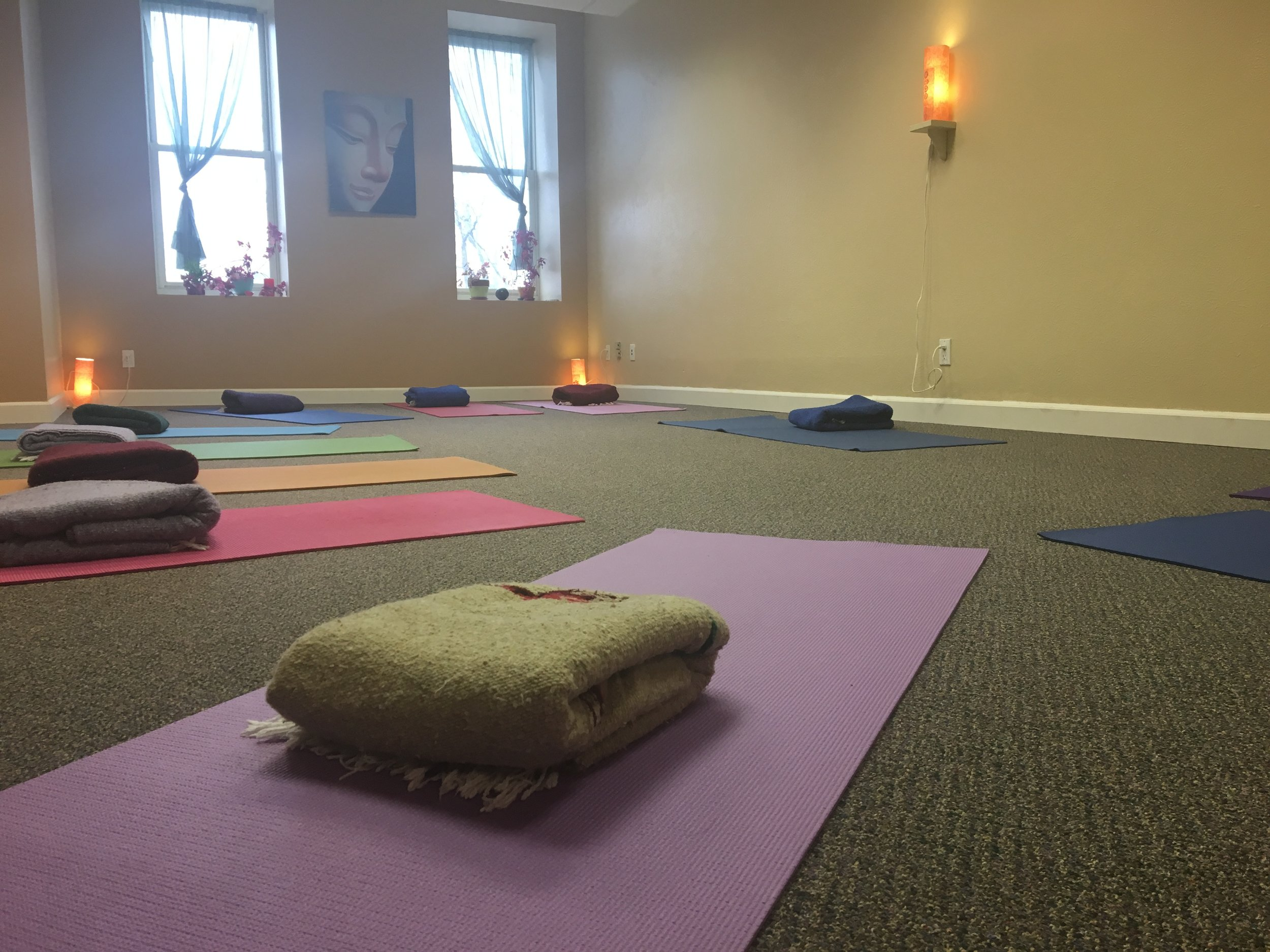 Your body, mind, and heart are always with you. - If the tools you learn in a Mooka Classroom help you connect in a yoga class, that's beautiful. If you find this connection swimming, running, cooking, gardening, spending time with loved ones, or any moment of your day: even more beautiful.