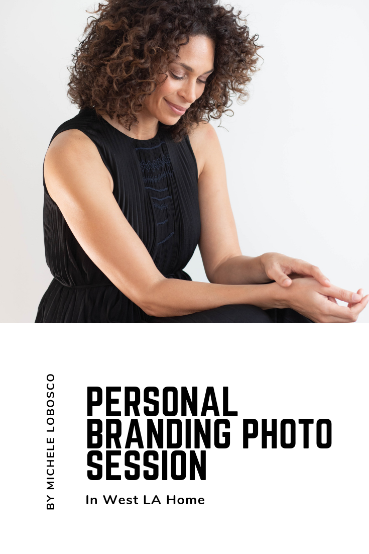West LA Personal Branding Photo Session by Michele LoBosco, LA personal branding photographer