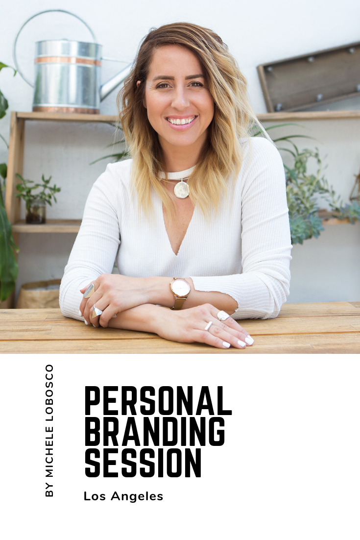 LA Personal Branding Photography by Michele LoBosco