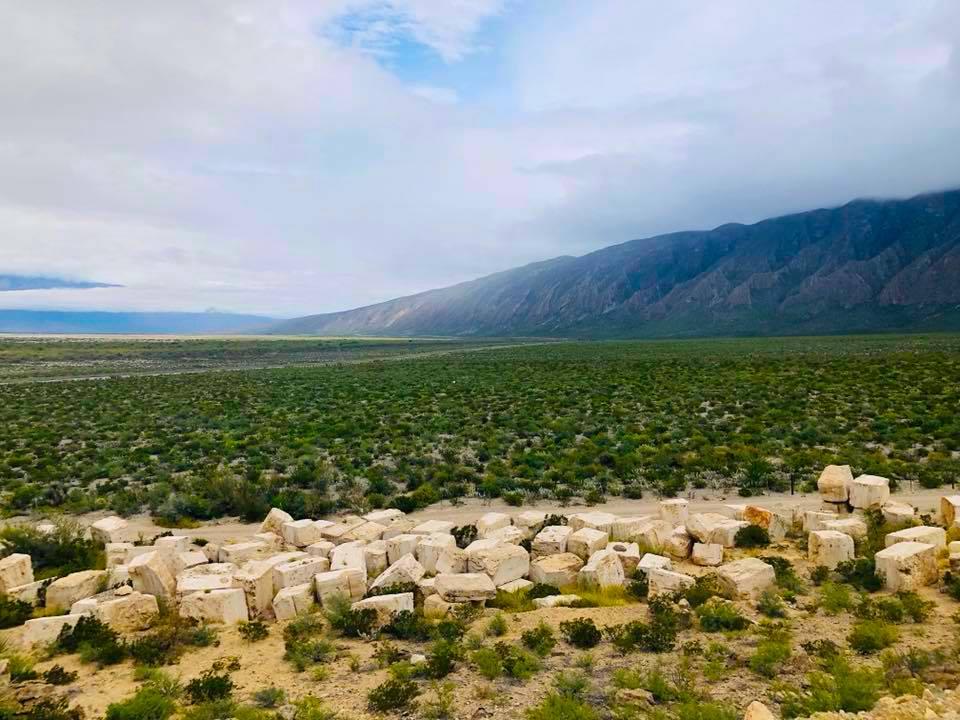 Mines de Marbre - Coahuila