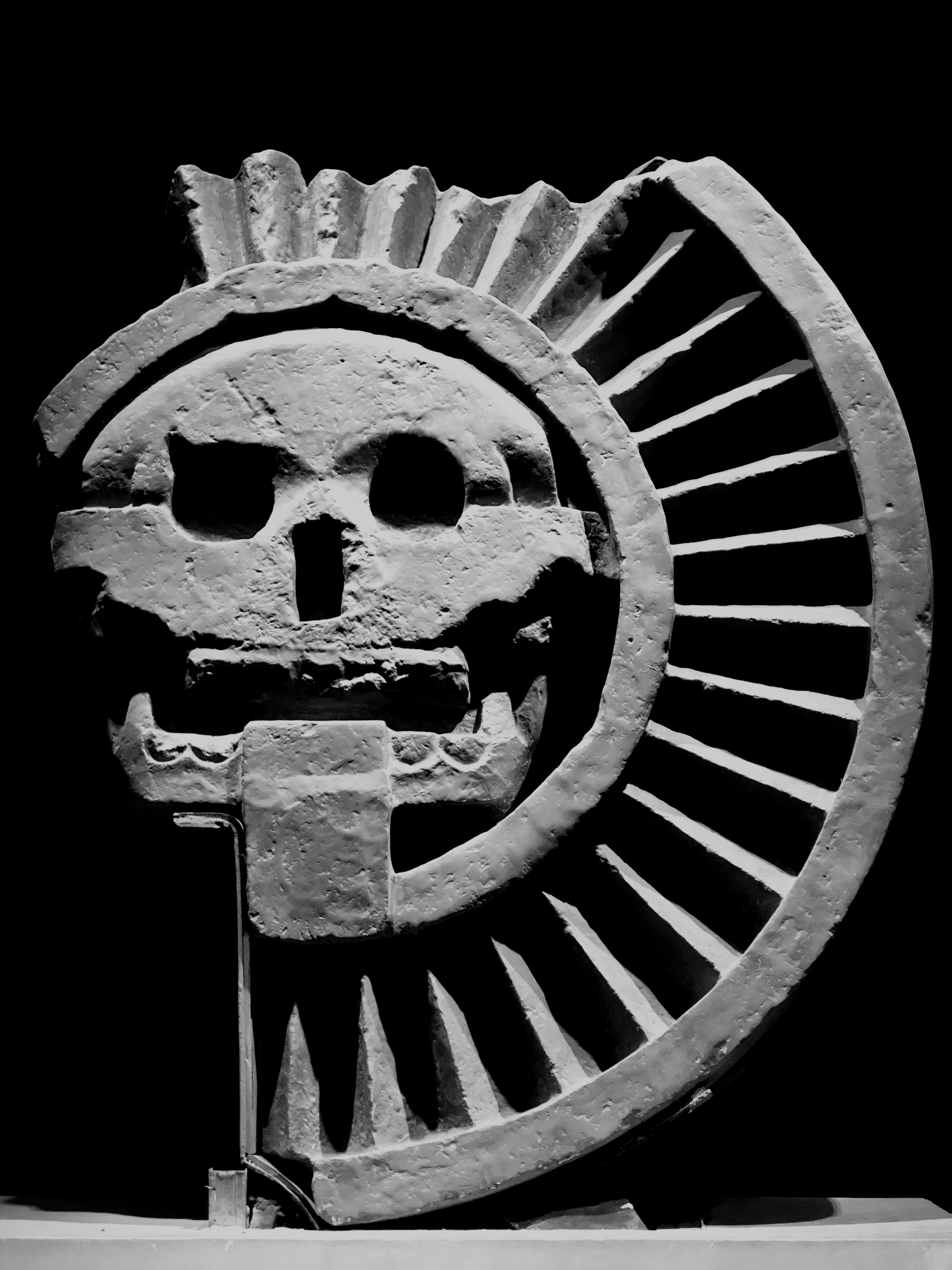 Musée d'Anthropologie - Mexico