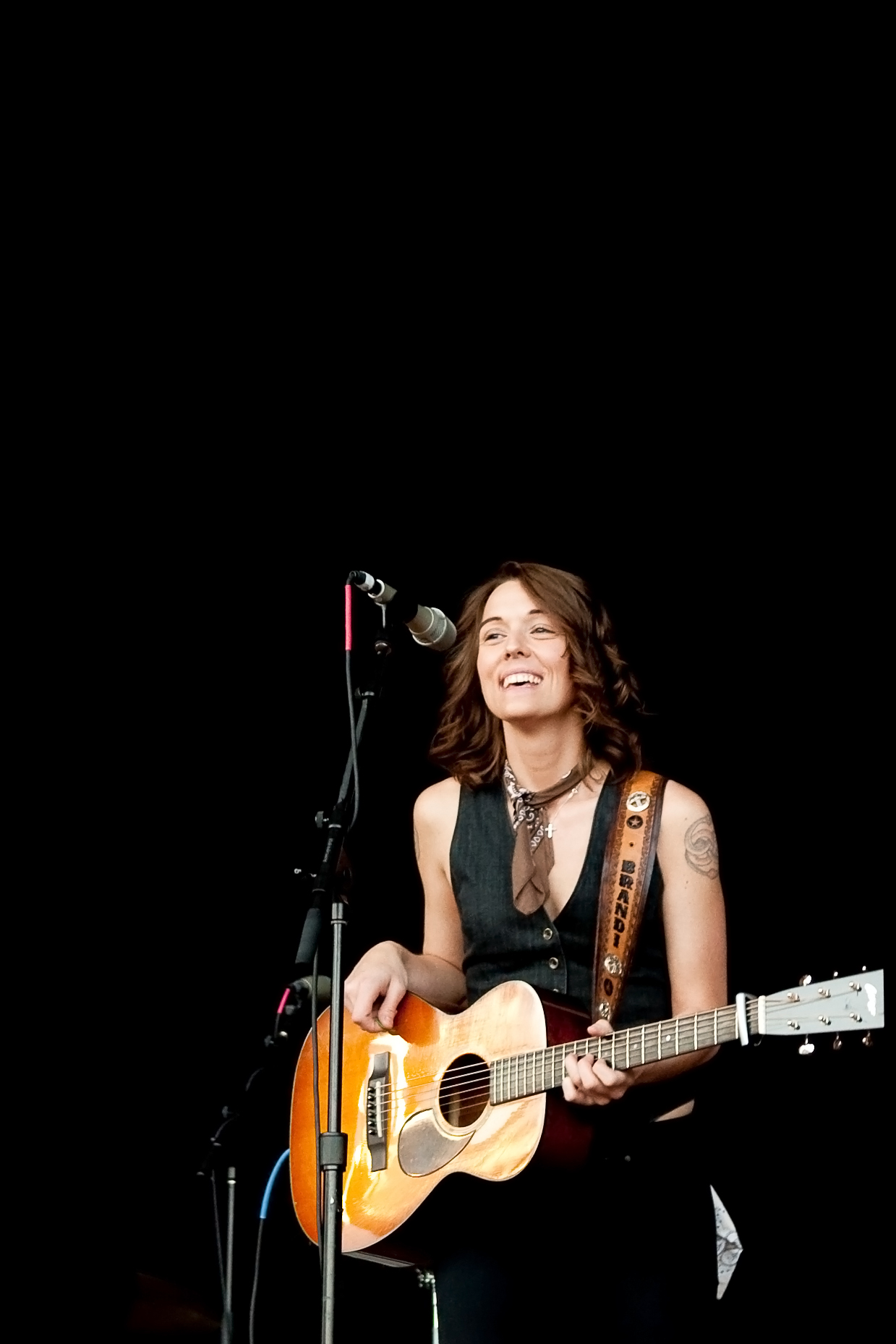 Brandi Carlile, 2011