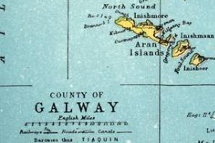 The Aran Islands Inishmore, Inishmaan & Inisheer -