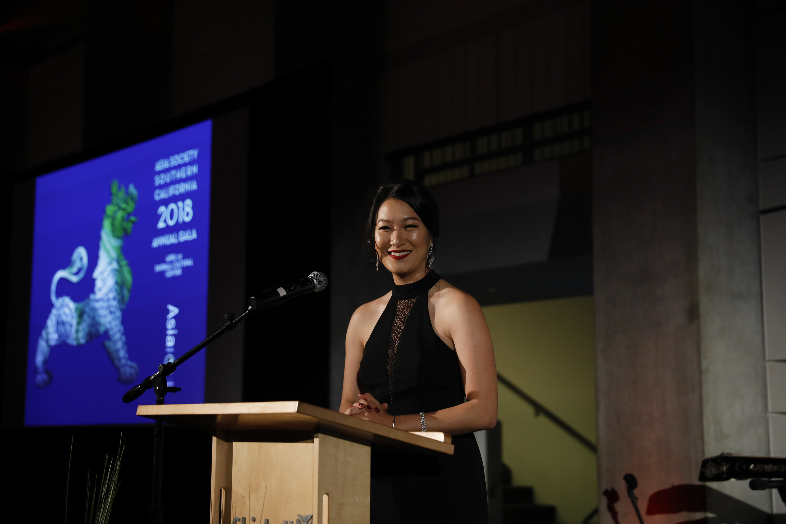 Asia Society Southern California Annual & Entertainment Galas and Summits - 2013-current, Los Angelesclient: Asia Society Southern CaliforniaIn 2013, Waking State Design was hired by Asia Society Southern California to brand their Annual Gala and Entertainment Summit and Dinner events – the only requirement to always utilize their Leogryph in expressive ways throughout all communications.