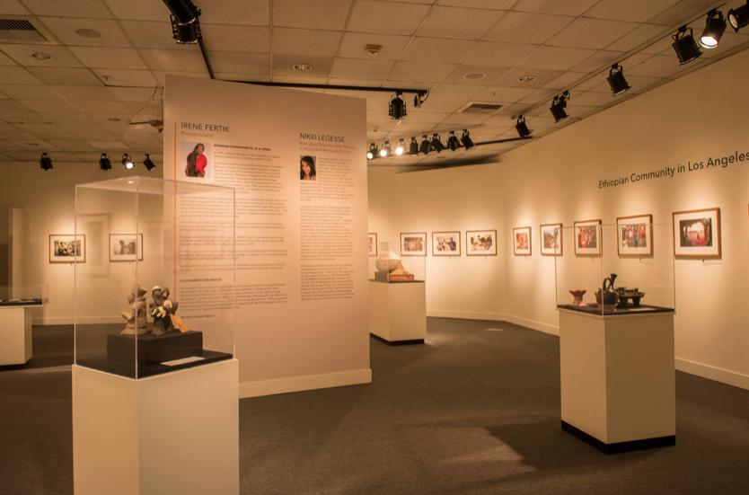 Toward Freedom Exhibit - 2015, Los AngelesCalifornia African American Museum
