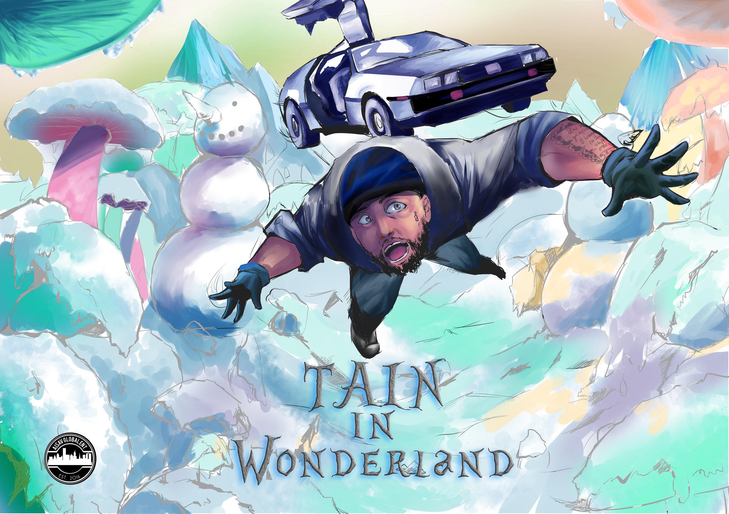 TAIN in Wonderland