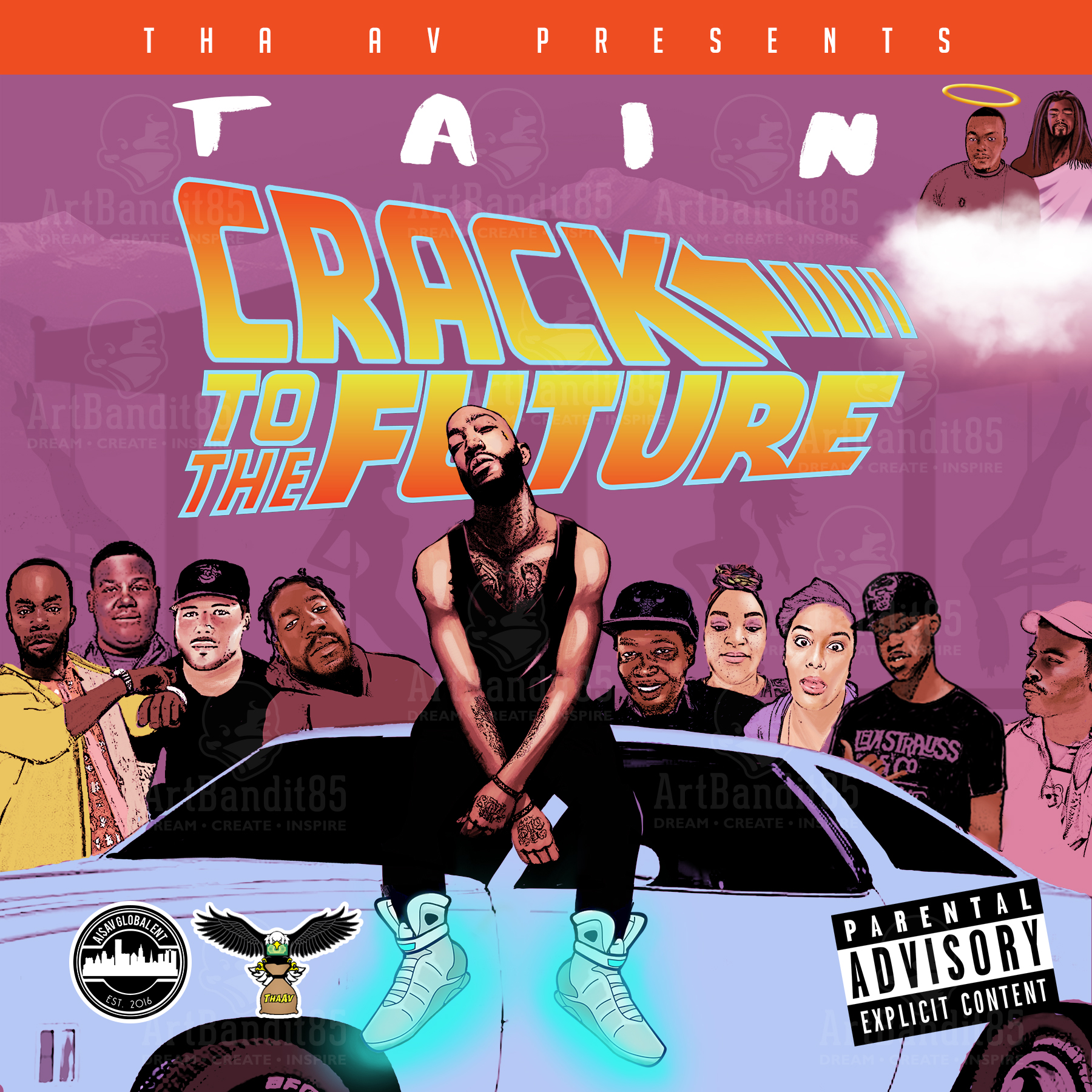 Crack to the future