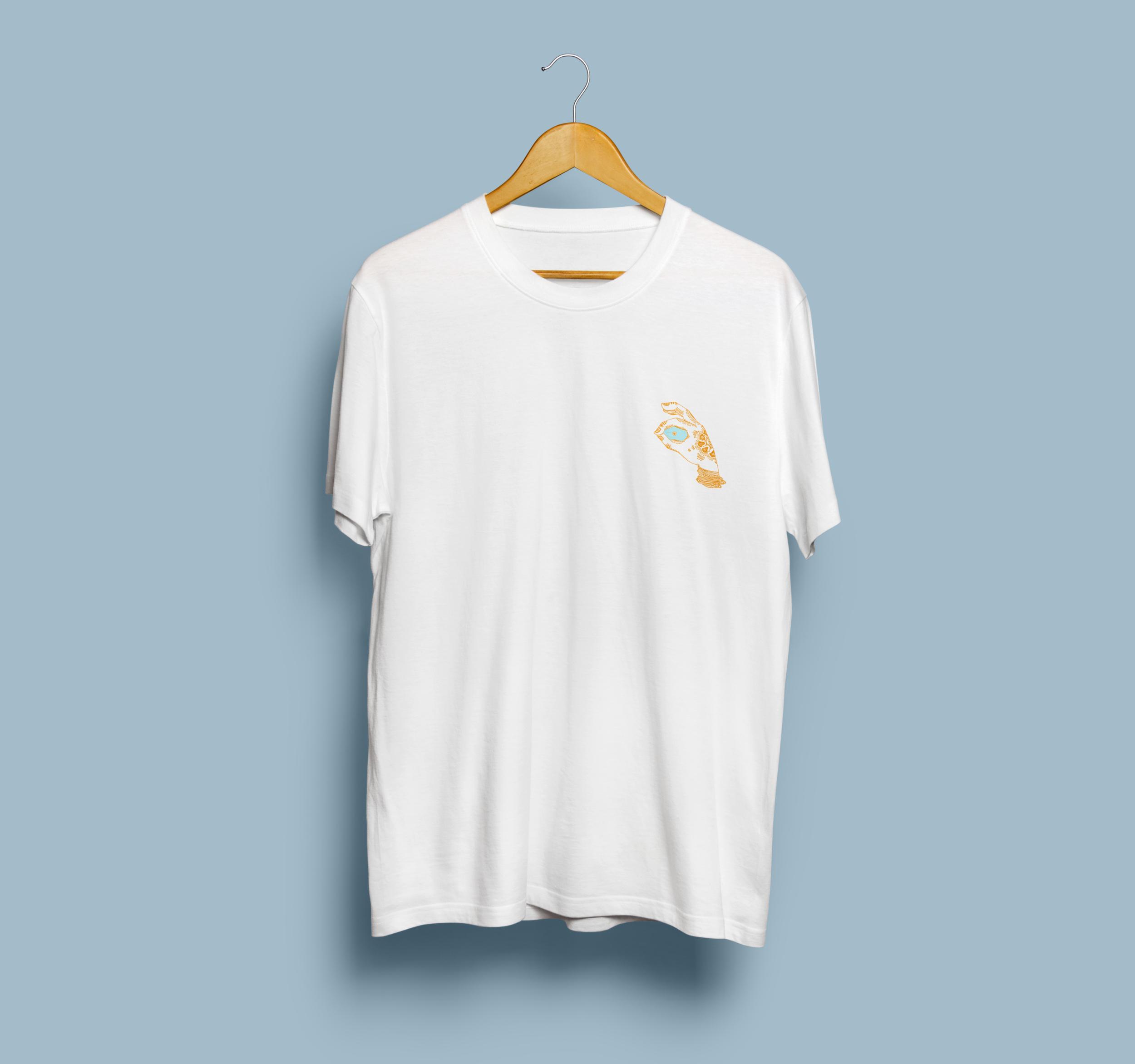 Album t-shirt (white)