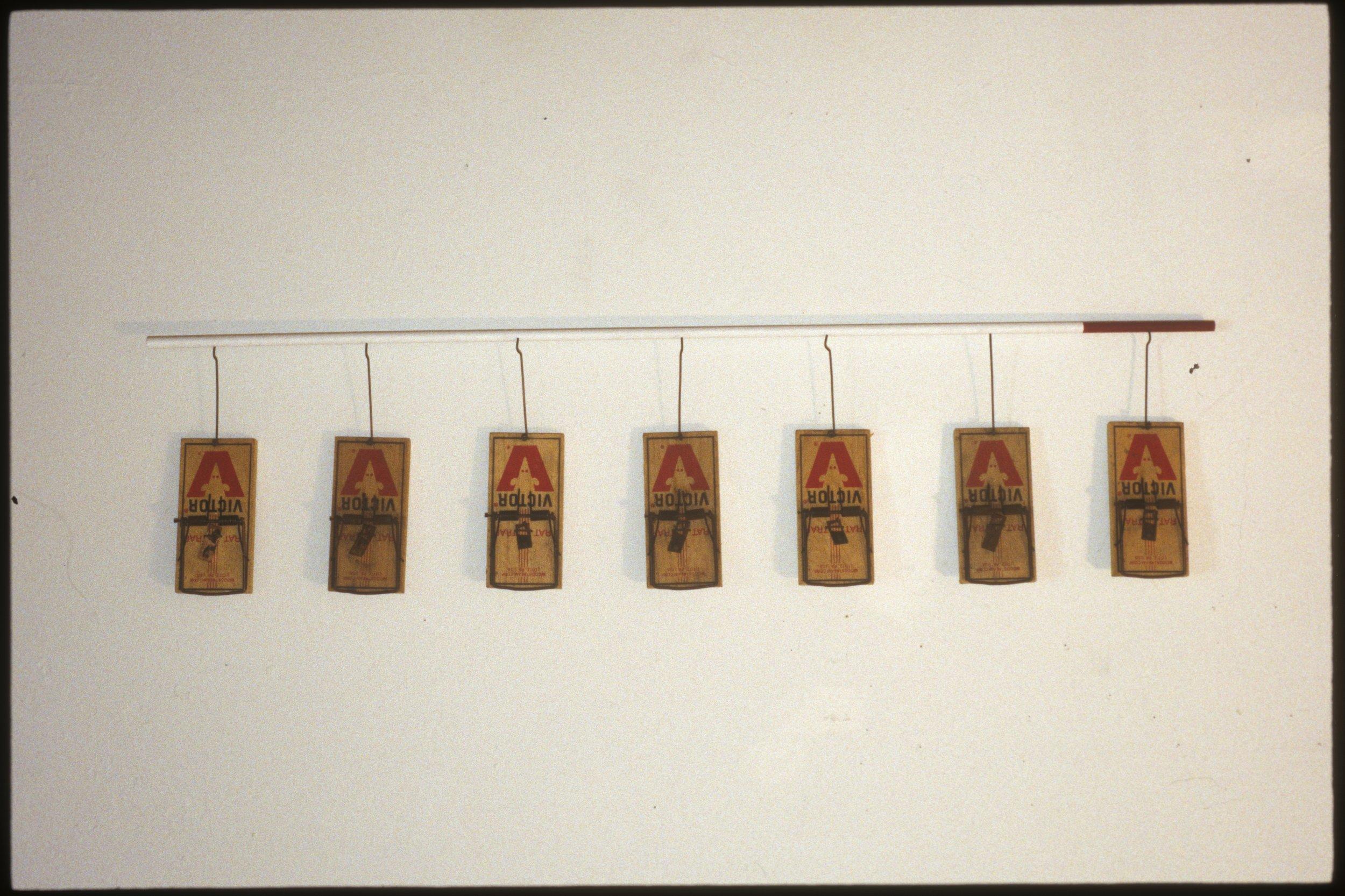 Untitled Cane, 1989