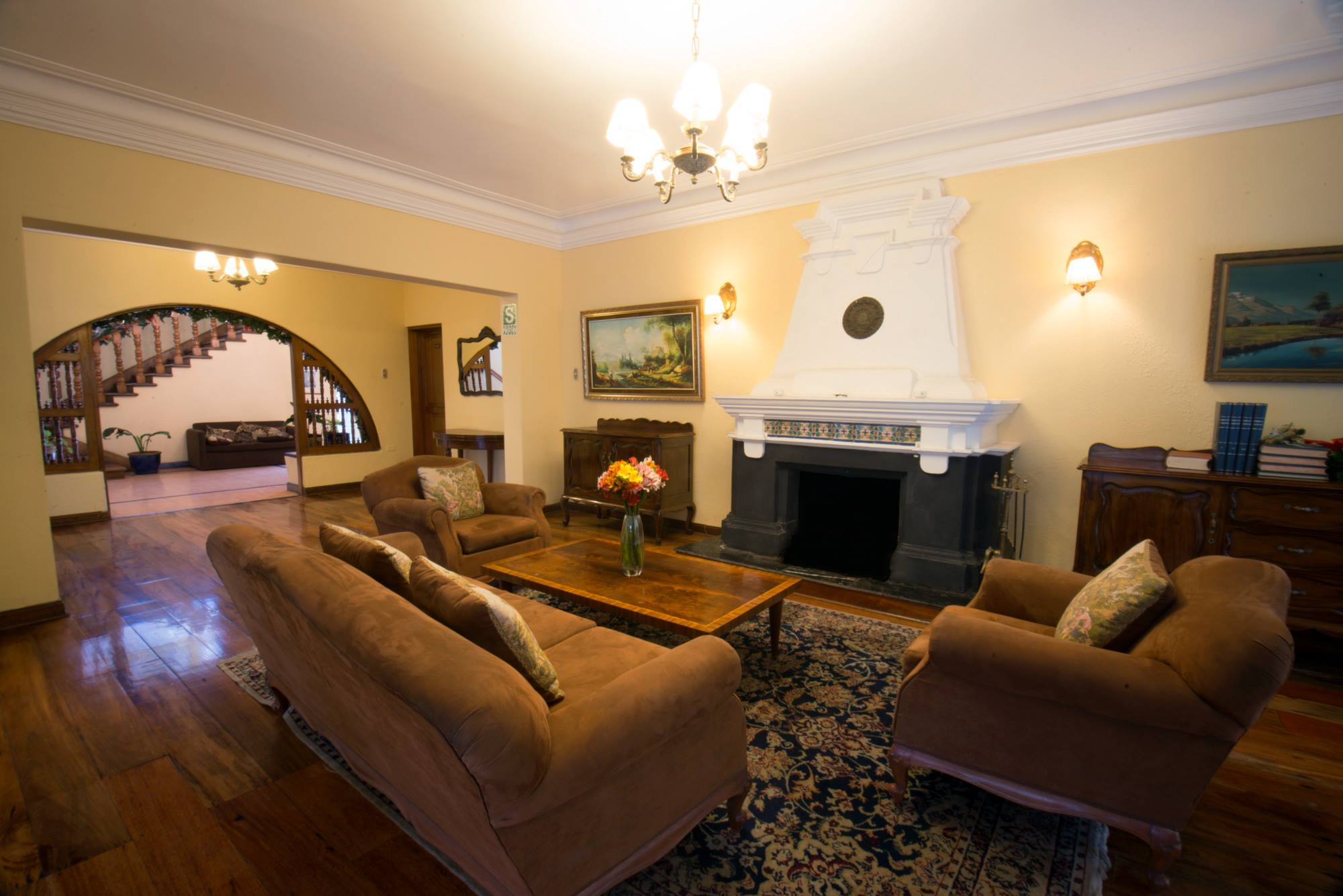 Hotel San Antonio Abad - Internal Lounge