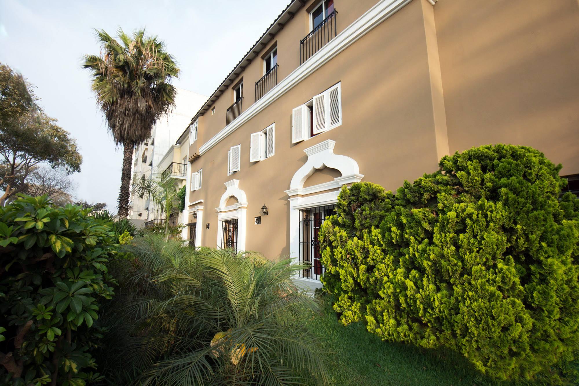 Hotel San Antonio Abad - External Garden