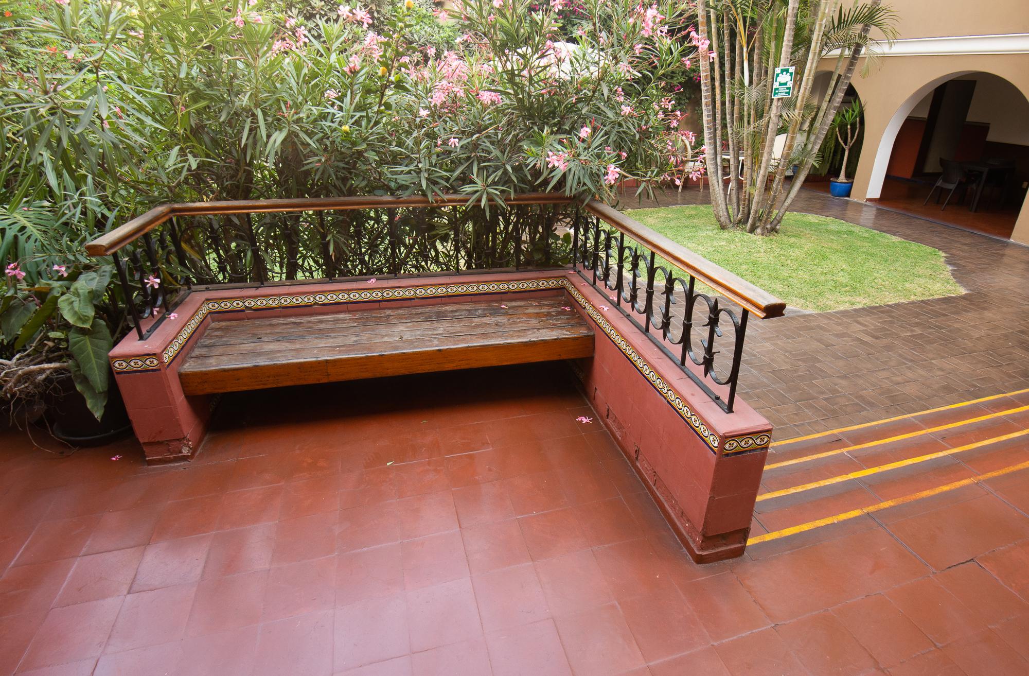 Hotel San Antonio Abad - Garden