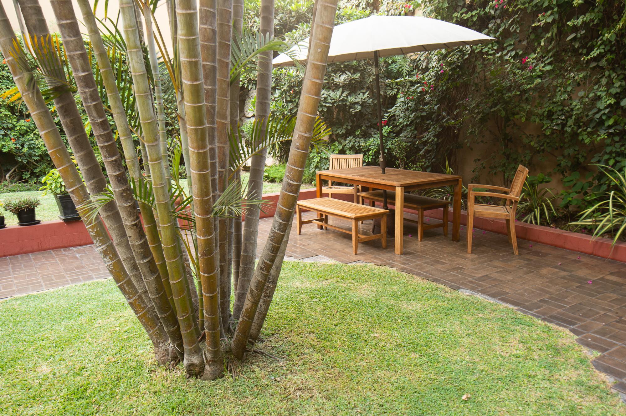 Hotel San Antonio Abad - Internal Garden