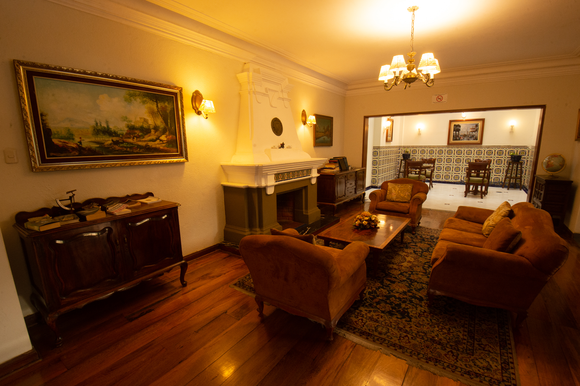 Hotel San Antonio Abad - Internal Lounge II