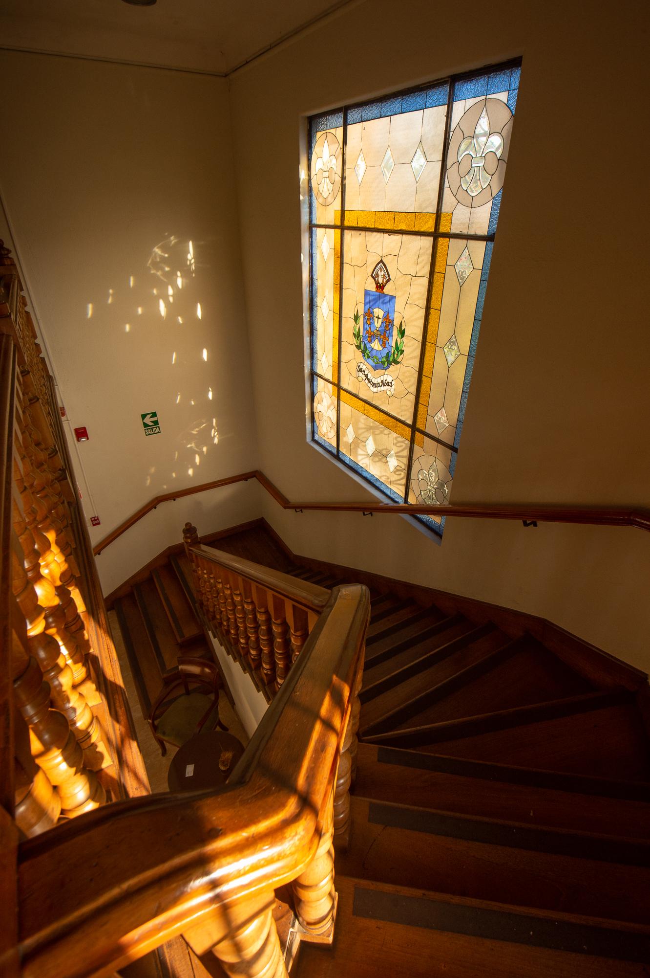 Hotel San Antonio Abad - Stairs