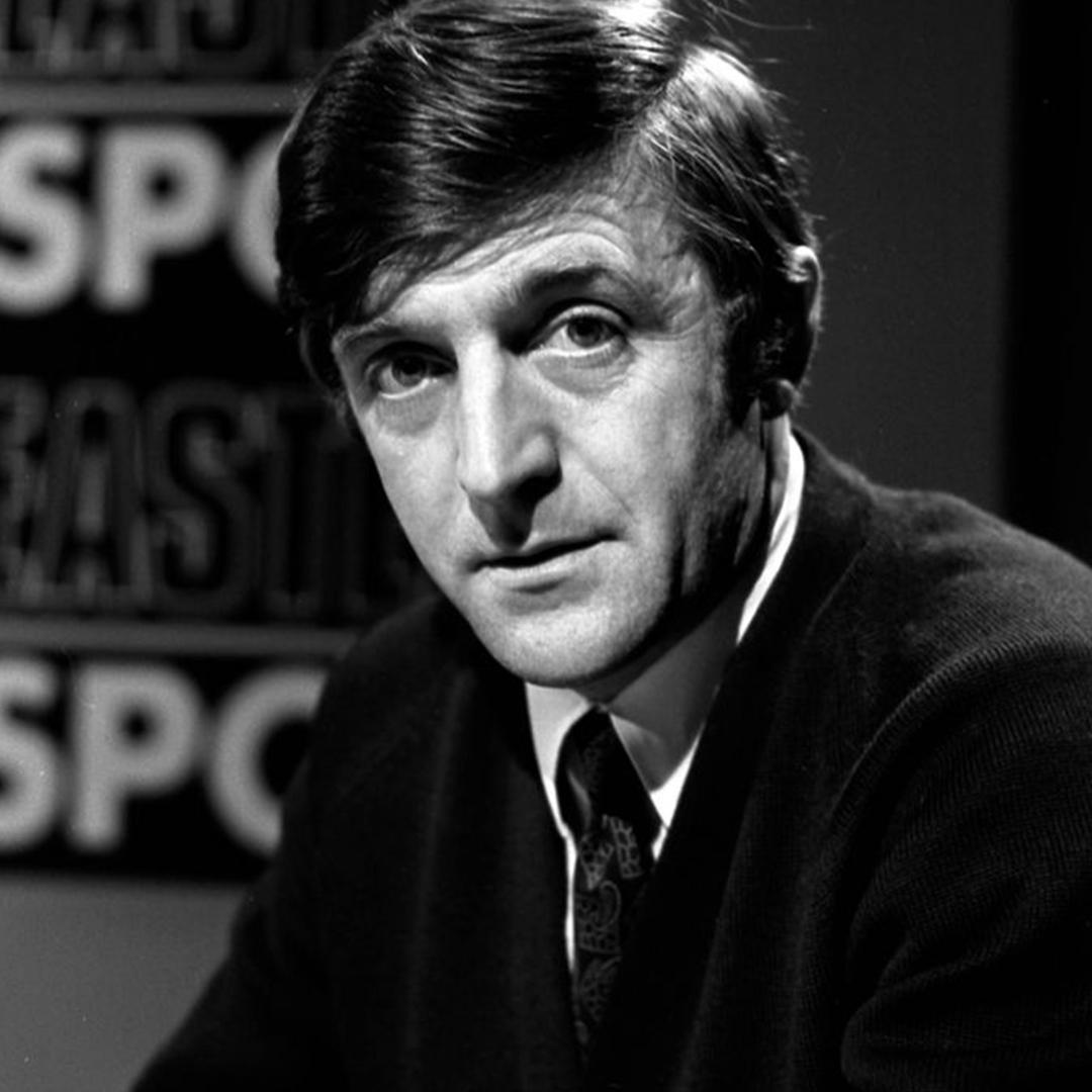 Michael Parkinson presenting Eastern Sport 1968