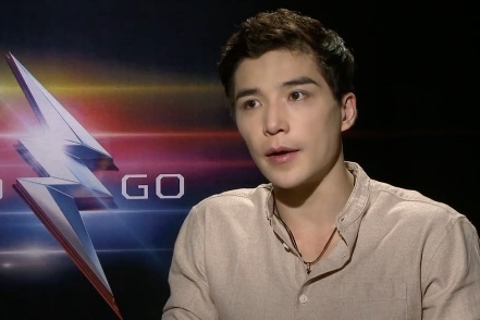 Interview: Ludi Lin,  Power Rangers  (2017)   (Role: Interviewer, video editor)