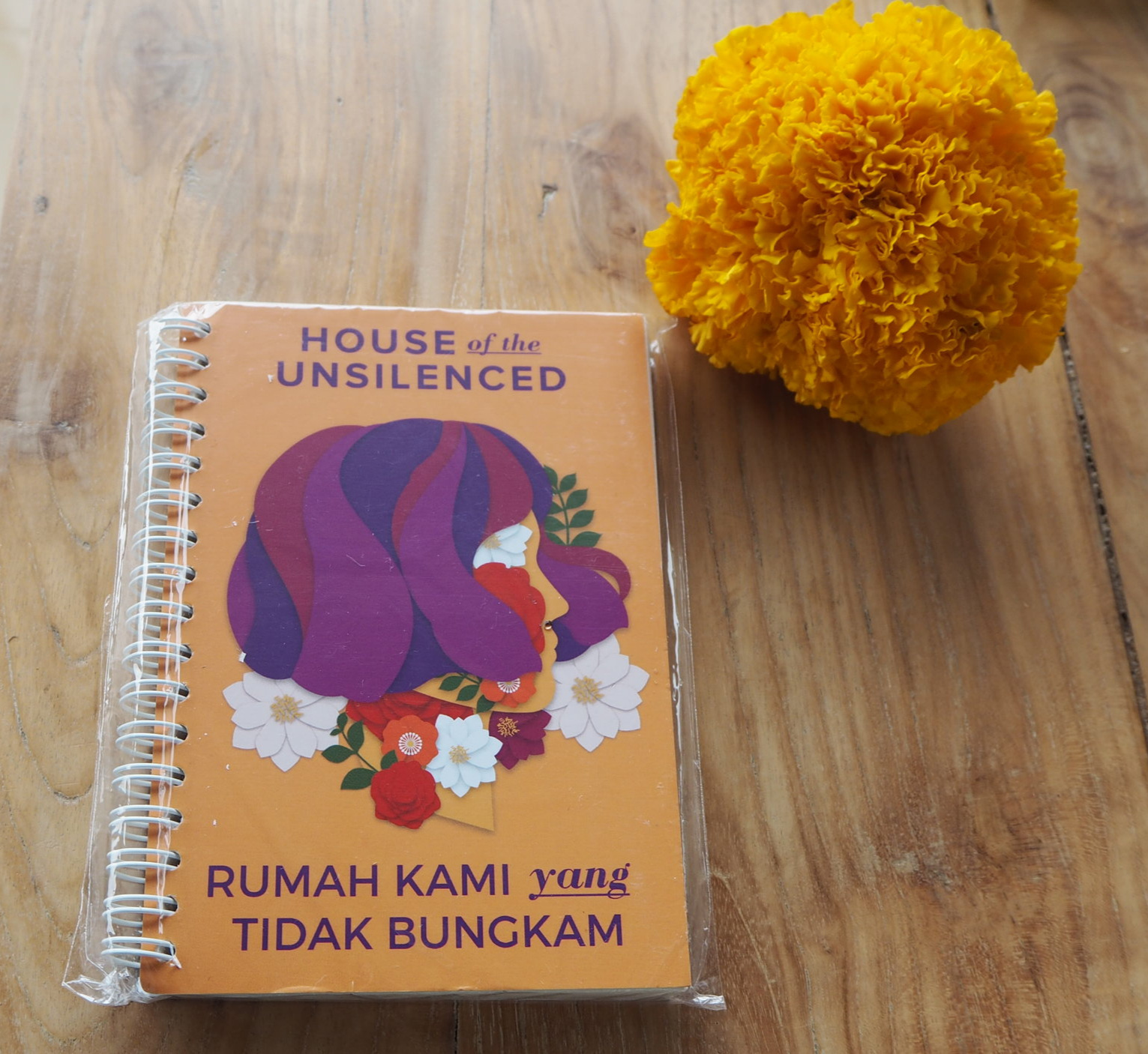 Notebook House of the Unsilenced: Rp 50.000