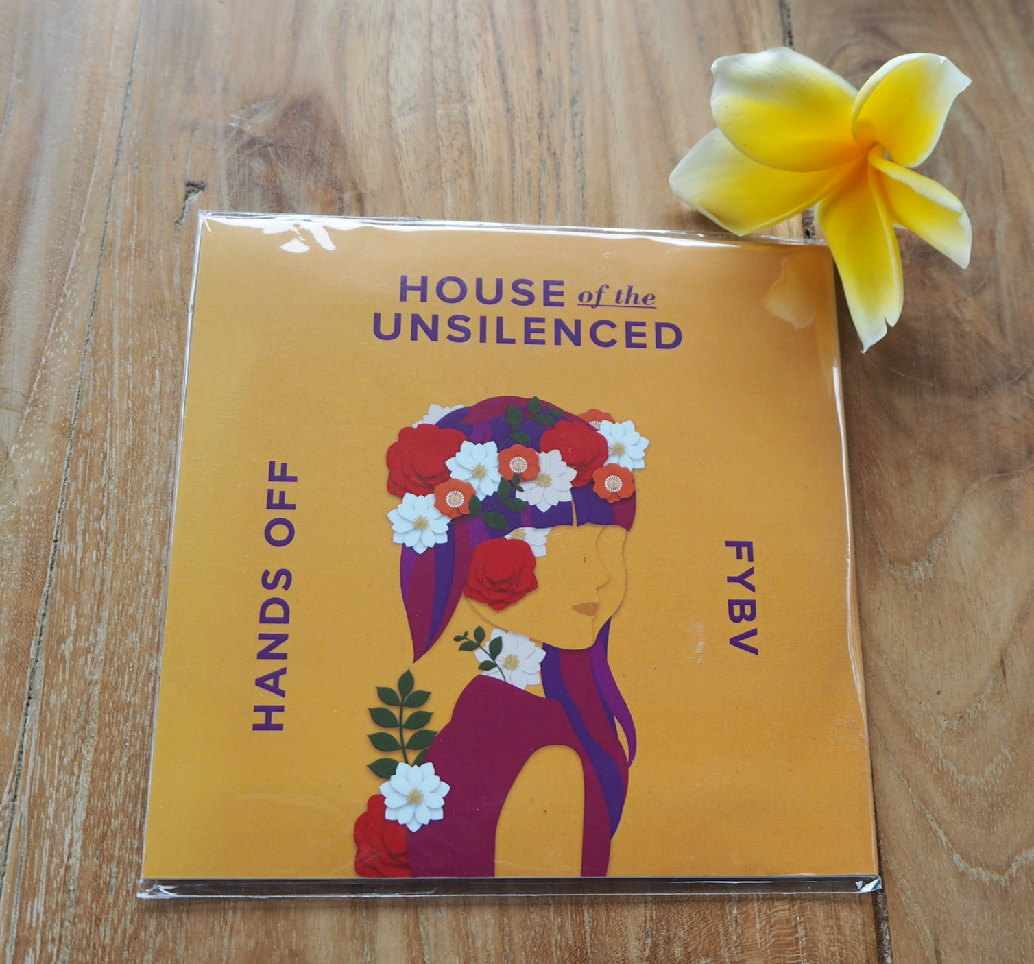 CD Yacko x House of the Unsilenced: Rp 50.000