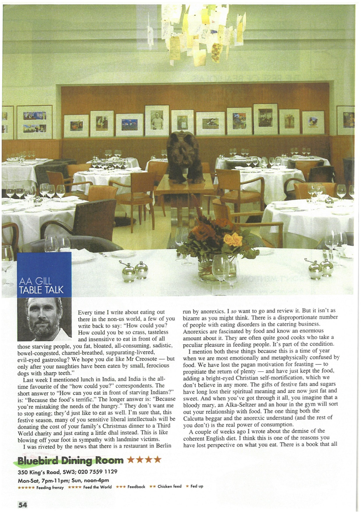 AA Gill - MB Bluebird Review- page 1.jpg