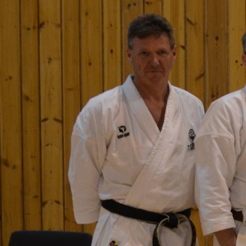 Jan Ove Bergesen, Sempai 2 dan