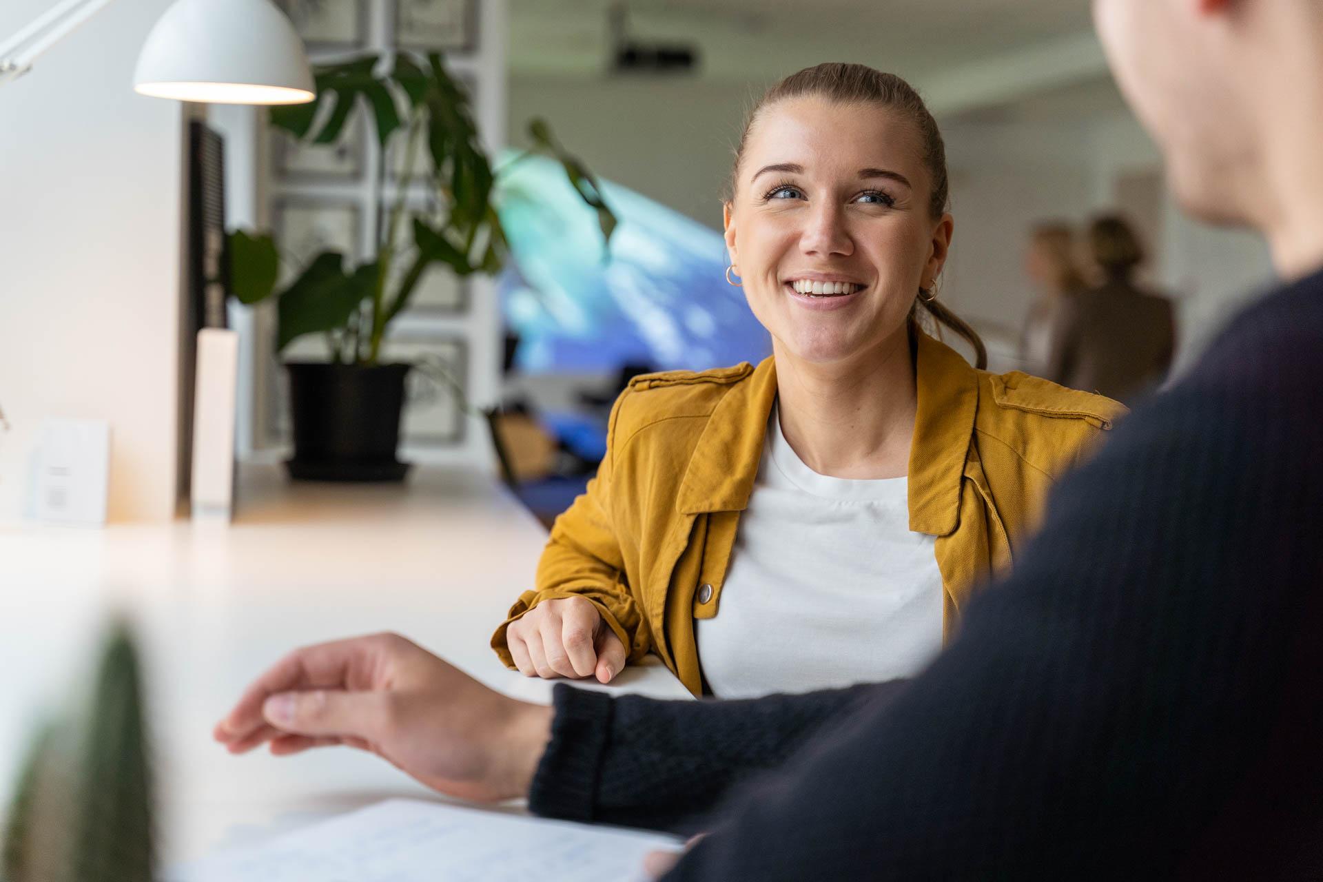 Vi finner riktig kompetanse og får flinke folk til å jobbe bedre sammen på nye måter - RekrutteringLeder- og teamutviklingProsess- og prosjektledelse