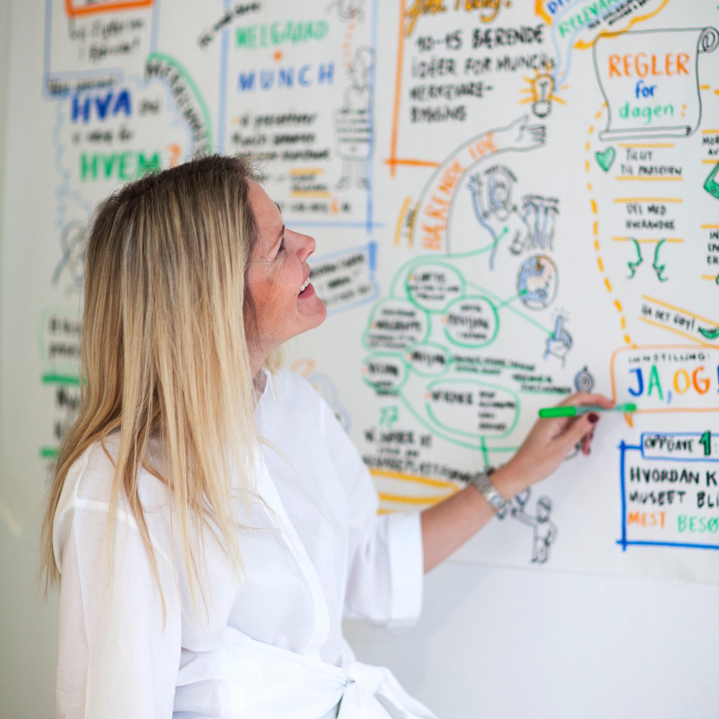 Prosess- og prosjektledelse - Kunsten å skape nye og effektive forretningsområder, samt få mest mulig ut av det man allerede har krever tøffe valg. For å gjøre slike endringer smidige, er det nødvendig å jobbe systematisk med prosjekt- og prosessledelse.