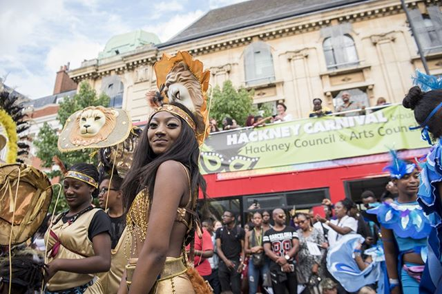 It's only 15 days until #HackneyCarnival - and we cannot wait! 💃⠀ But it's only 5 days until the Hackney Young Futures Commission online survey closes! 😯⠀ Don't miss out on your chance to get your voice heard, fill it in today! 🤗⠀ (link in bio)