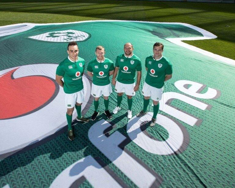 Vodafone - Europe's Largest Sport Sponsorship Launch