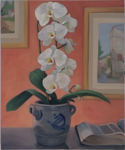 Orchid and Dictionary