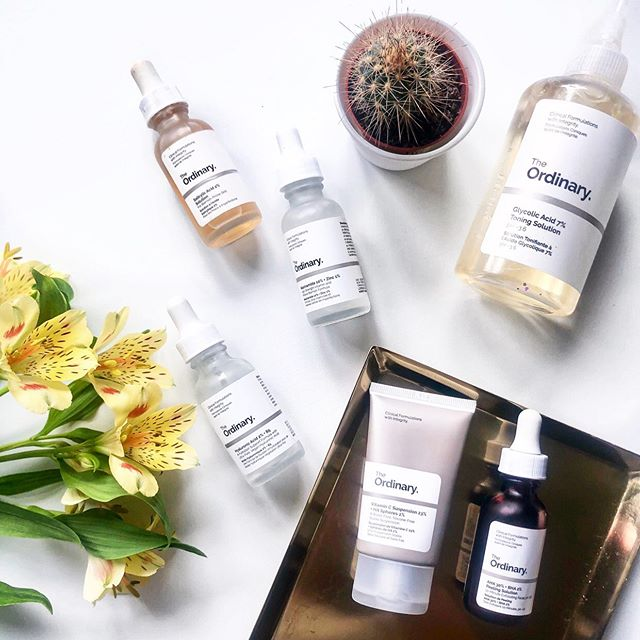 It's been 101 years since I took proper blog photos and I've been enjoying getting back in to the swing of it so much whilst getting ready for launching my new site in the next few days 📸 one of the posts I have ready is talking all about my favourite finds from The Ordinary @deciem - I love this brand so much 💕Everything is super affordable and effective as they use the most basic of tried and tested ingredients. All of their products are cruelty free and most are vegan too! What staples from The Ordinary do you love? . . . . . . . . . . . #skincare #beautyblogger #crueltyfree #budgetskincare #skincareblogger #theordinary #deciem #review #blogger #bblogger #backtobasics #beautycommunity #skincareroutine #natural #glasgowbloggers #scottishbloggers #skin #makeup #beauty #wellness #f4f #bloggershare #healthyskin #naturalskincare #vegan #l4l #likeback #thatsdarling #abmlifeisbeautiful
