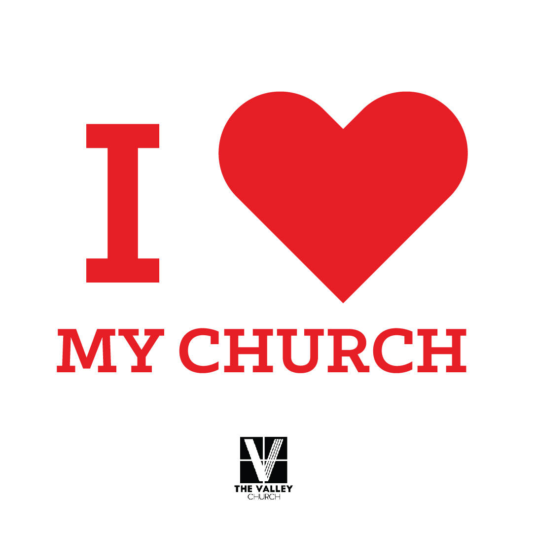 I Love My Church   June 9, 2019 - July 7, 2019  5 messages in series