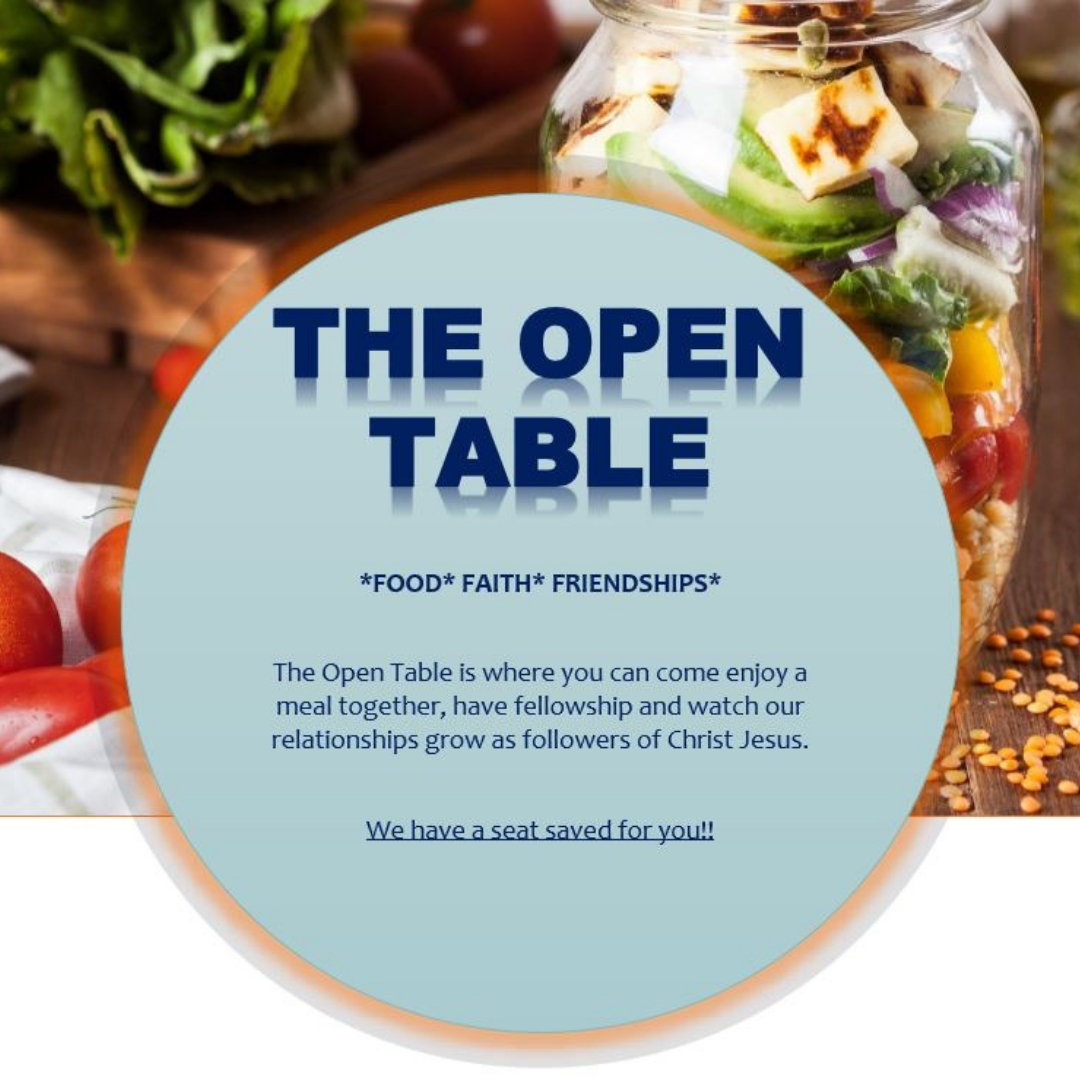 The Open Table  with Danielle Lanning and Lori Armstrong meets at 5 pm. on the  1st & 3rd  Sundays of the month. The  1st Sunday  is located at The Lanning Home, 171 Littlejohn Rd. Troy, OH 45373. The  3rd Sunday  is located at The Armstrong Home, 1337 Stratford Dr, Piqua, OH 45356.  Please note that there is no childcare for this group.  Contact Danielle Lanning for more information at danielle.lanning@thevalley.church.   Men, Women Couples, Singles NO Childcare Sunday evening