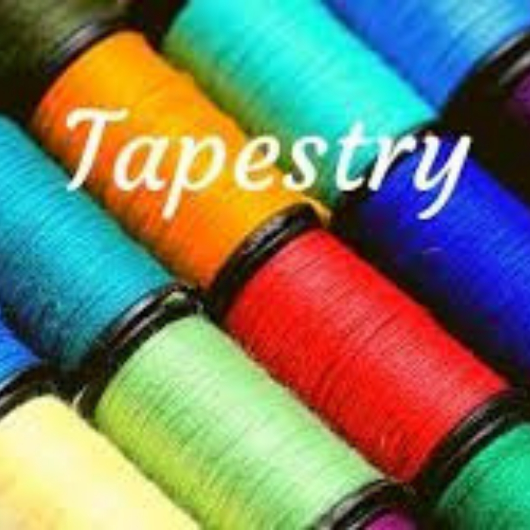 Tapestry  with Kristi Stewart meets on the  2nd and 4th Saturday  at 10 a.m. The location on the  2nd Saturday  is at the TVC Troy office at 10 N. Market St. in Troy. The  4th Saturday  location is Grace Christian Bookstore in Piqua at 1210 E. Ash St. Join this community of women growing together in their walk with the Lord.  Please note that there is no childcare for this group.  Contact Kristi for more information at 937-638-2405.   Women Only NO Childcare Saturday morning
