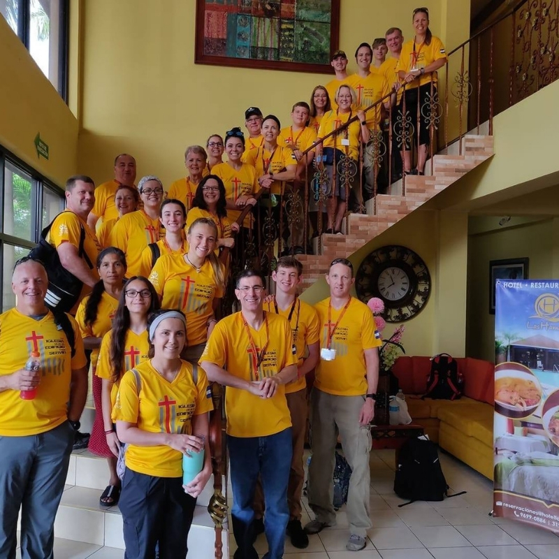 2019 Honduras Mission Team