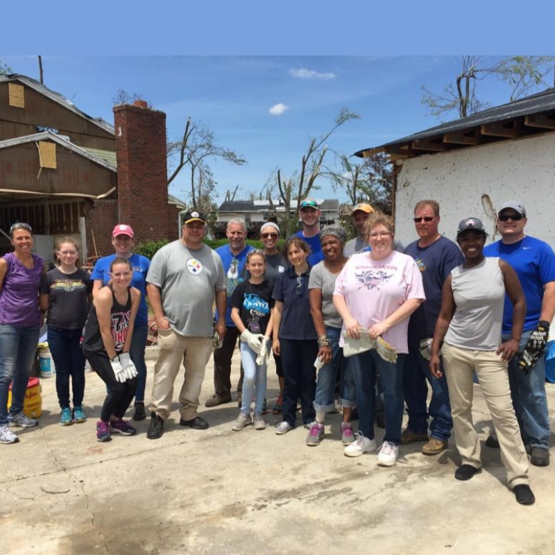 One of our 2019 tornado relief teams