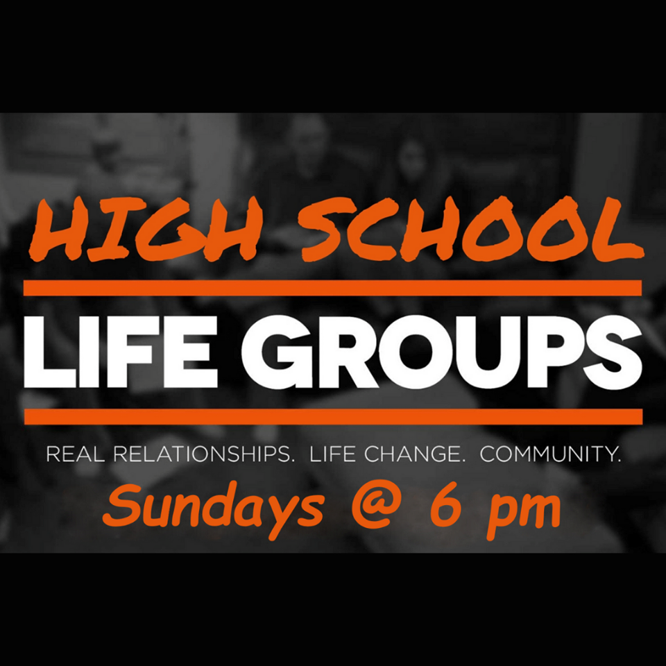 All high schoolers, grades 9-12, are invited to join us Sunday, September 15 at 6PM for High School Life Groups. Have you ever struggled with who you are? Your image? Self-worth? Belonging? We all have at one time or another if we are honest. Come dig deeper into your faith, make some new friends, be silly and have real conversations with teens dealing with real issues just like you. (Location coming soon!) Questions? Contact Taylor Mabry at taylor.mabry@thevalley.church.   High school teens Sunday evening