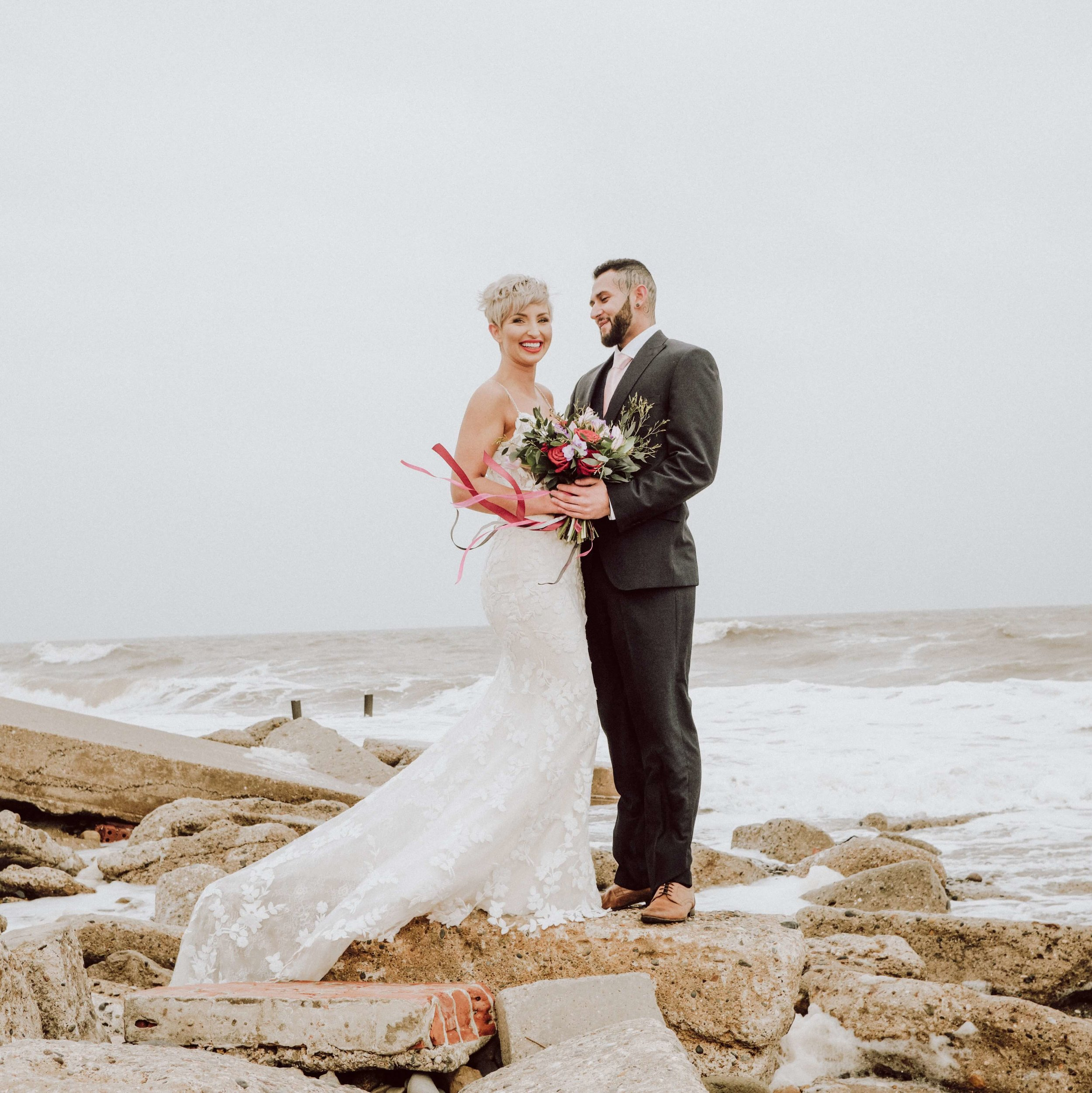 Project 3 - Styled shoot for Elizabeth Kate Bridal