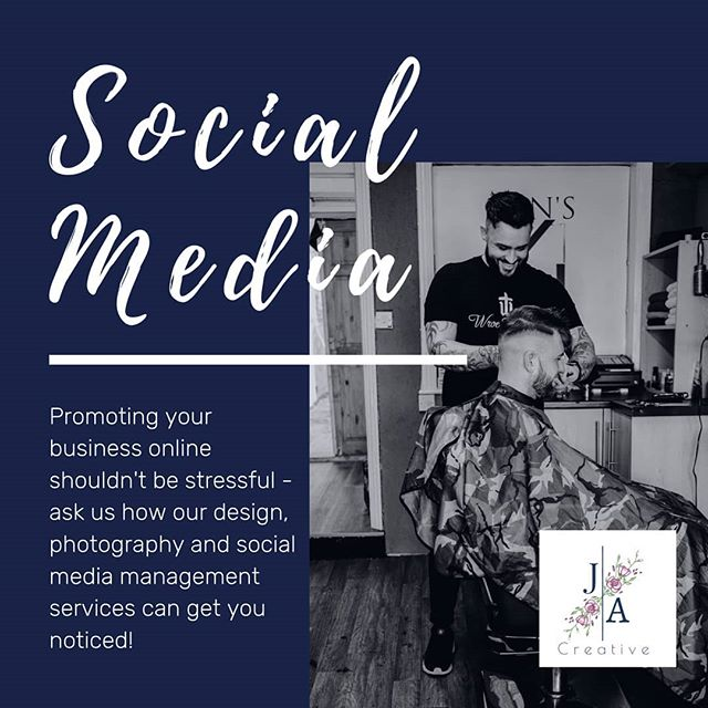 Social media - hands up who's struggling to run their business AND find time to promote it on Facebook & Instagram? . . . You can hire us on a monthly basis to design posts to advertise whatever your passion is - we can give you your very own stock images - you can even add us as an editor on your accounts and we'll run it for you! We take the stress out of social so you can concentrate on doing what you do best 🙂 . . . Get in touch: Text 07840952988 DM us on Insta PM us on Facebook  Email us amy@jandacreative.co.uk Visit the website - link in bio  #socialmedia #socialmediamarketing #marketing #socialmediamarketingtips #facebooktips #onlineadvertising #seo #socialmediamanagement #seotips #facebook #instagramtips #instagram #smallbusiness #smallbiz #twisn #lincolnshire #smallbusinesstips #nottinghamshire #yorkshire #hull #lincoln #businessmanagement #scunthorpe #worksop #marketrasen