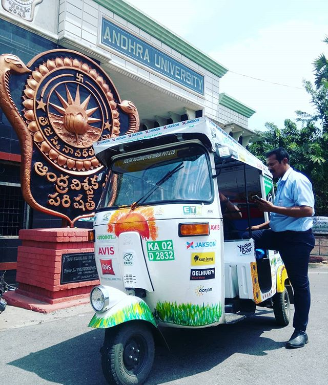 @avisrentalindia is supporting The SunPedal Ride - Golden Quadrilateral journey with an aim to spread awareness of solar electric sustainable mobility  #avisindia #avis #sustainability #sustainable #mobility