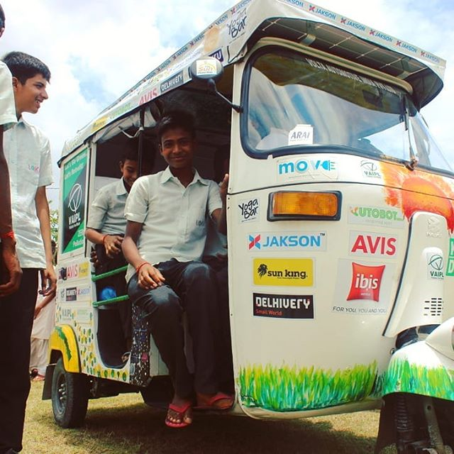 With 20 years of AVIS journey, it has gone a step further in setting a benchmark by supporting sustainable energy. I thank AVIS for supporting the sustainable mobility outreach initiative - The SunPedal Ride - Golden Quadrilateral. We are almost nearing to the end of this journey of 6000 kilometres with the final leg from Chennai to Bangalore. @avisrentalindia #avisindia #avis #sustainable #mobility #sustainability  #thesunpedalride