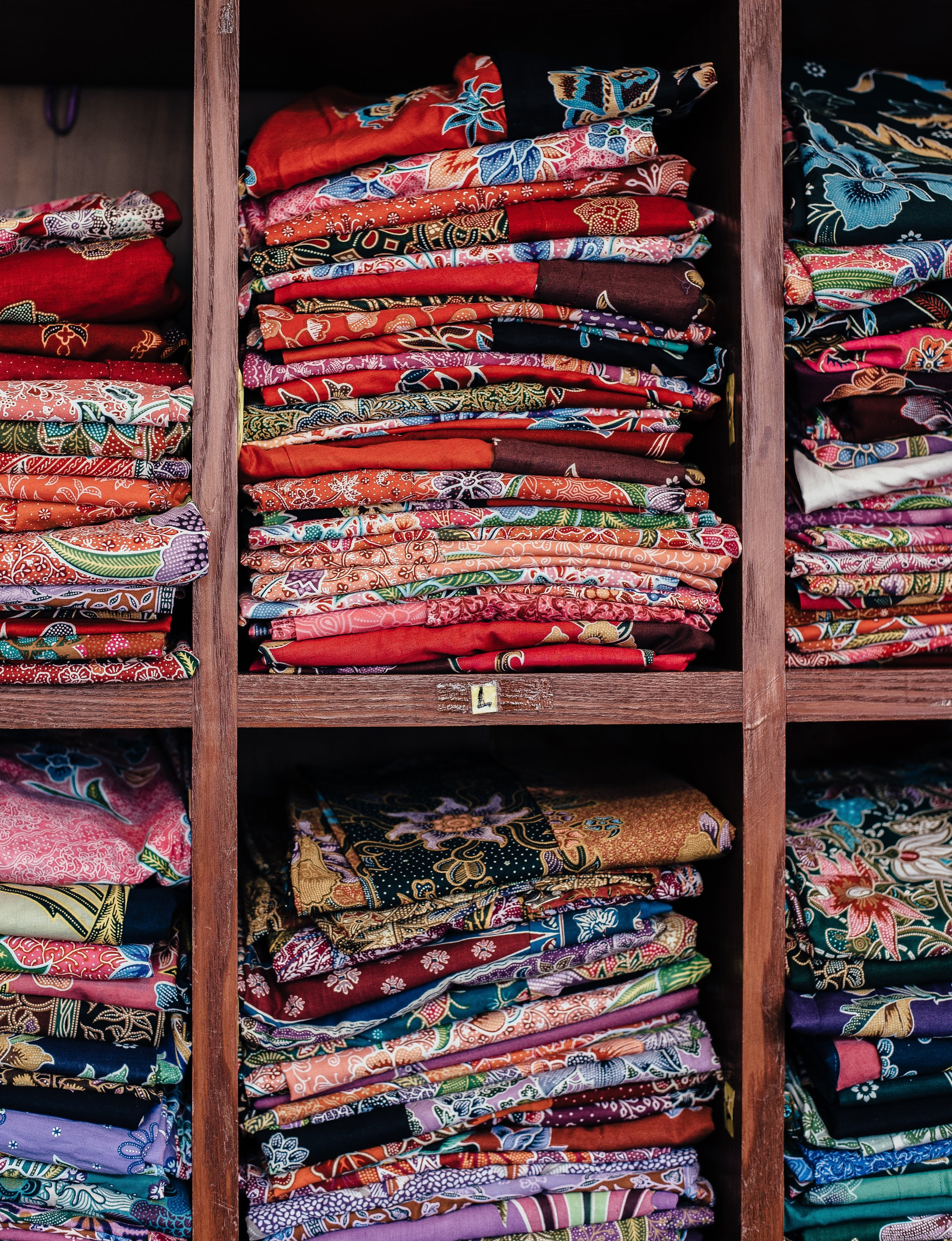 local African clothing industry