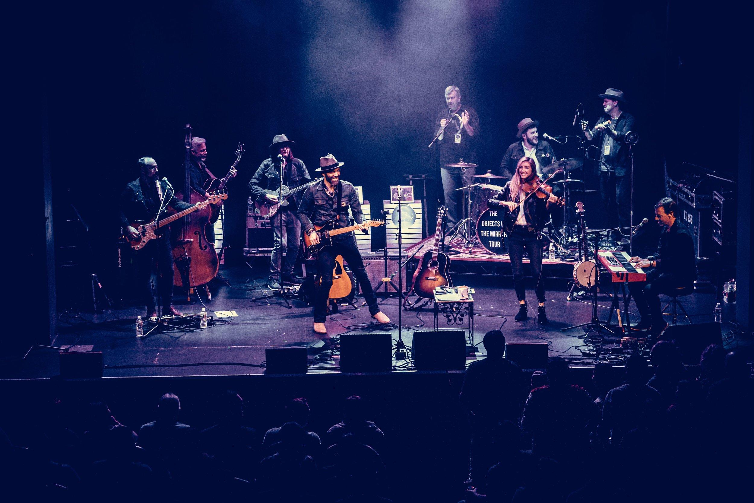White Eagle Hall | Stephen Kellogg Tour 2019