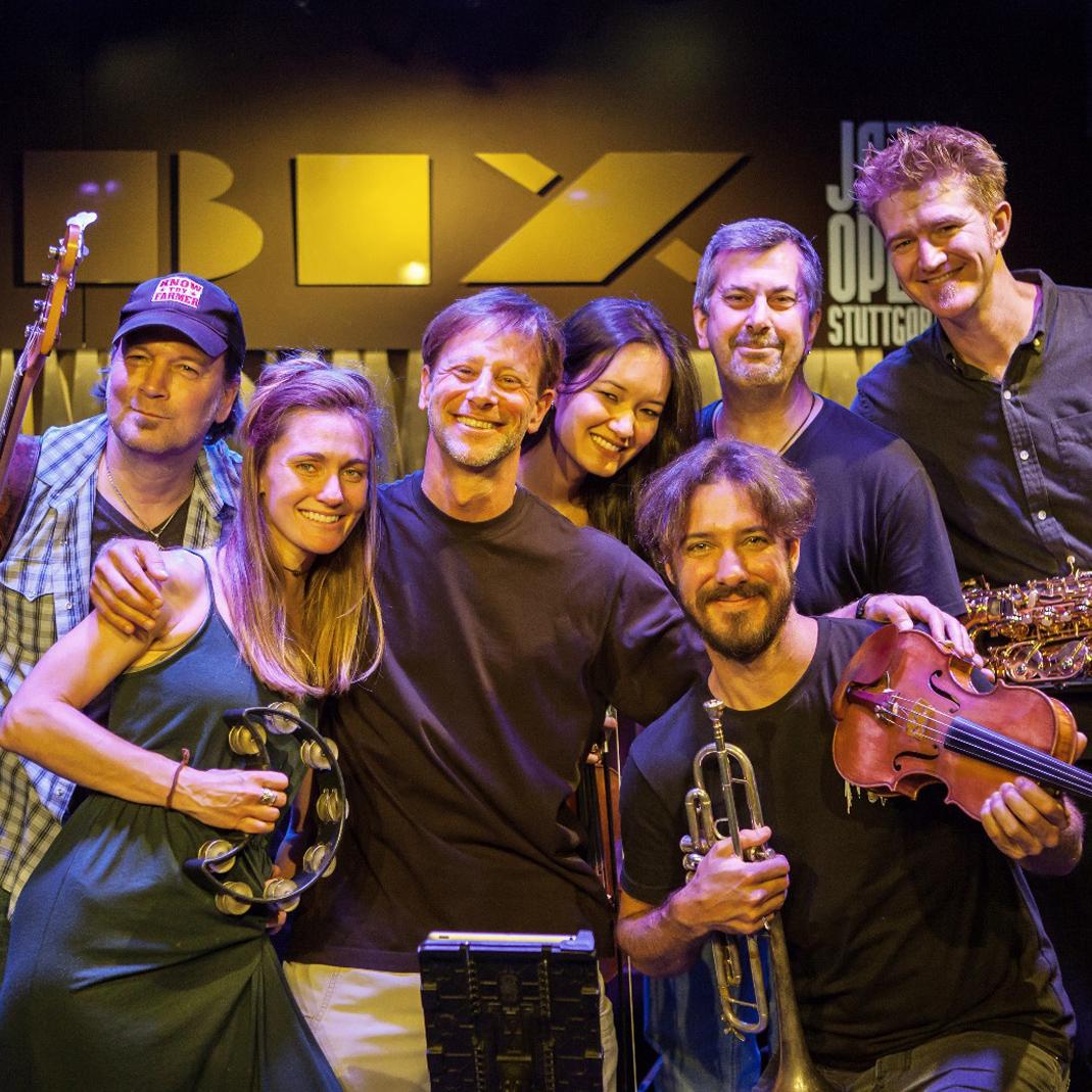 Stuttgart JazzOpen 2017