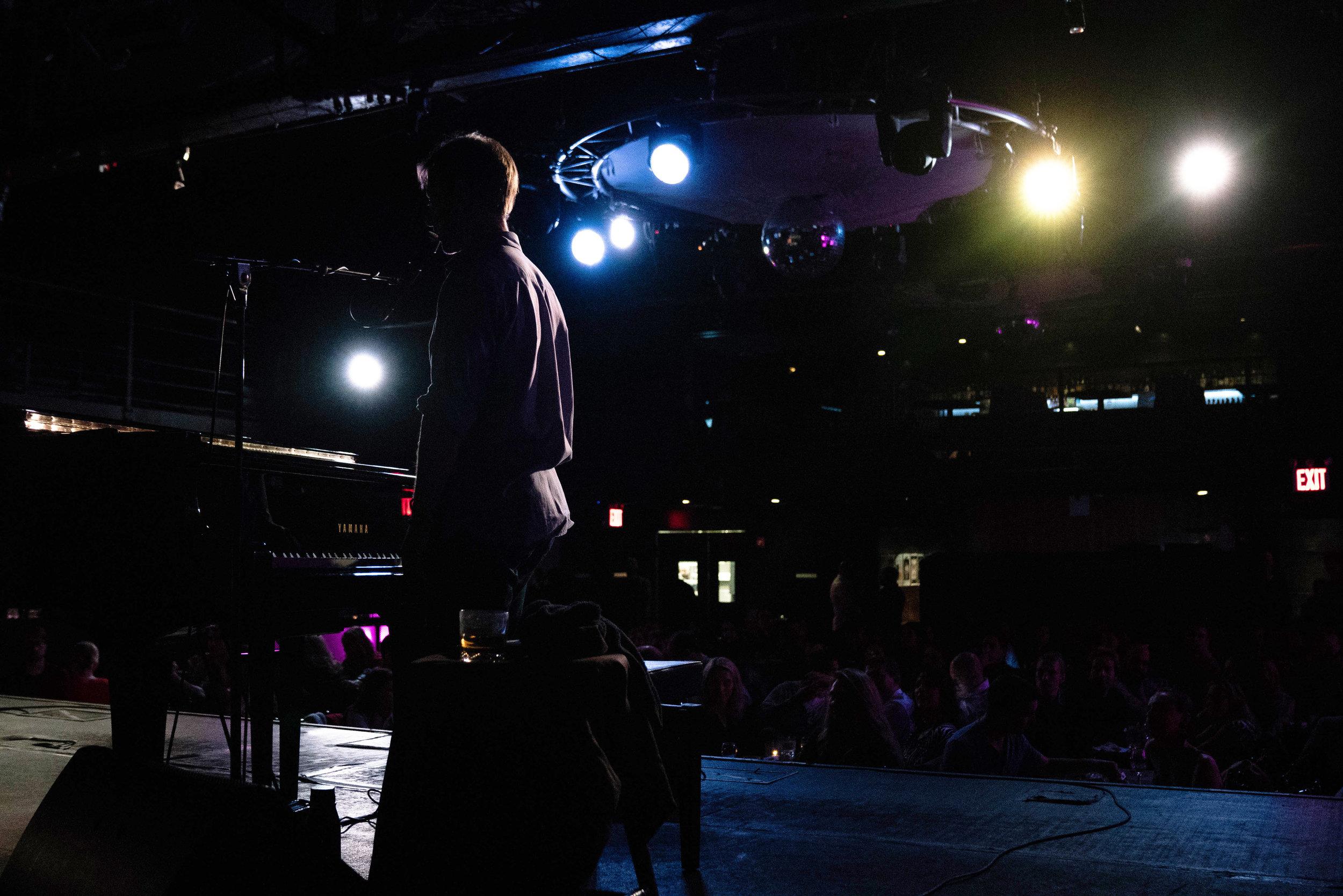 Highline Ballroom | Brendan James Tour 2018