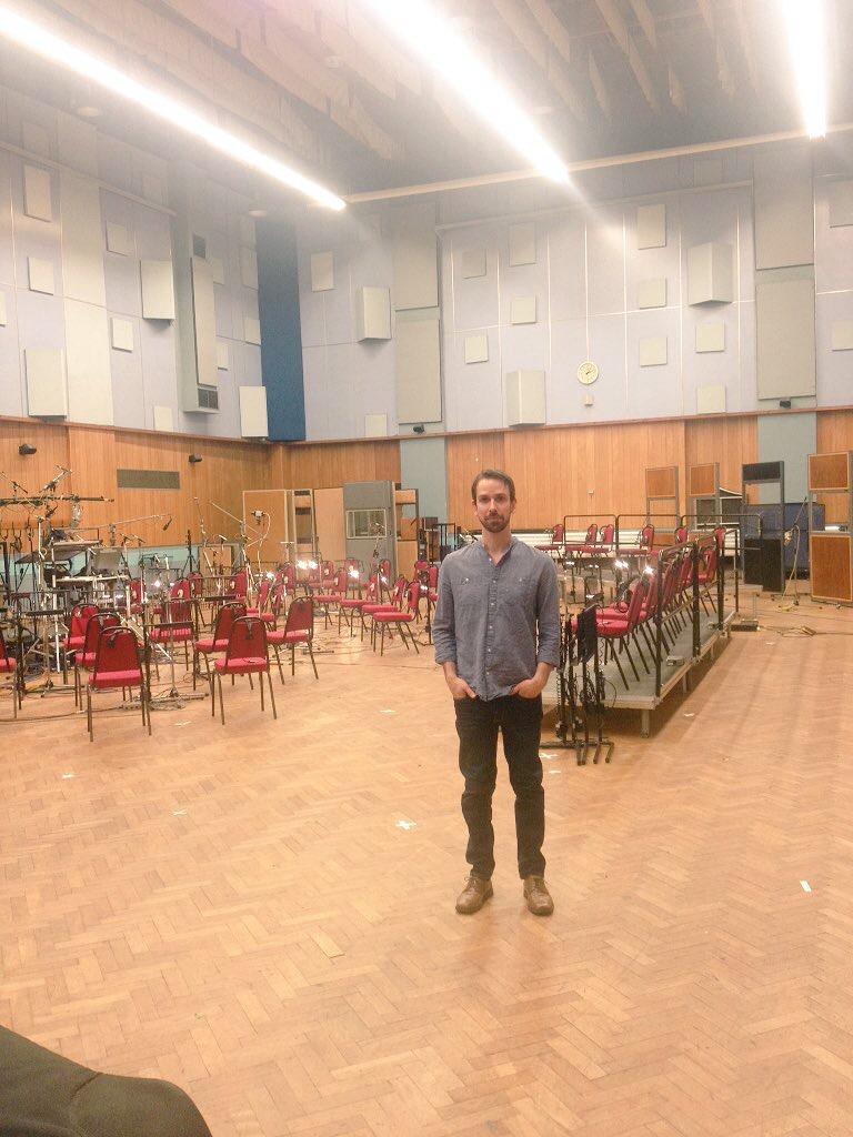 Adam at Abbey Road