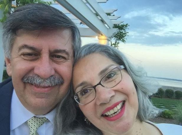 Tom and Linda Jouvanis