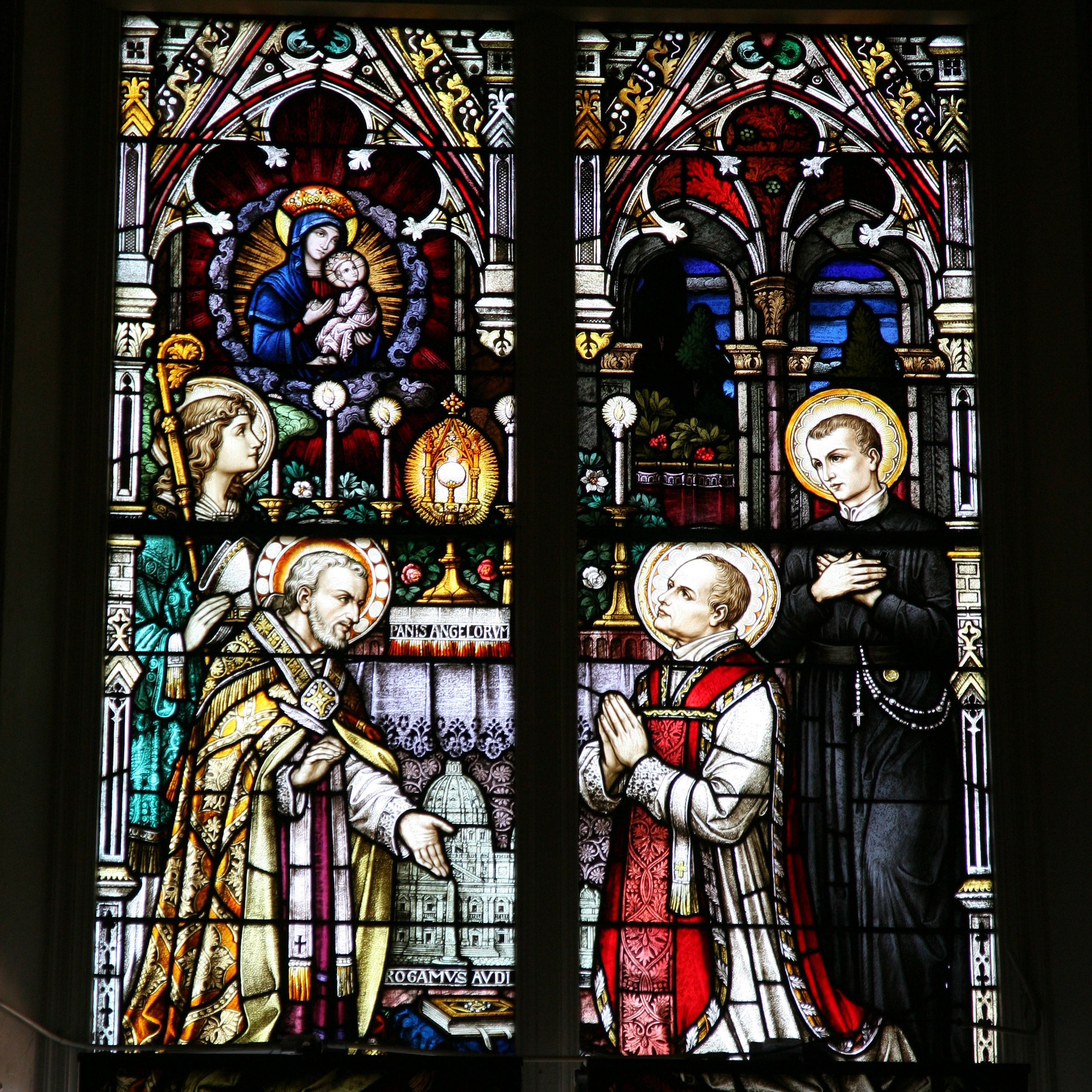 About Redemptorists - The Redemptorists are a religious congregation of Catholic priests and brothers founded in southern Italy in 1732 by St. Alphonsus Liguori. One hundred years after its formation, six Redemptorists brought the ministry to America. In 1888 at the request of Bishop Henry Richter, the two Redemptorist priests arrived in Grand Rapids to staff the newly established St. Alphonsus Parish. Today, there are over 5,000 Redemptorists preaching in every corner of the globe.Through parish mission preaching events, soup kitchens, senior services, retreats, marriage preparations, food banks, publications, youth outreach and a host of other ministries, the Redemptorists can be found delivering the Gospel message wherever it is needed. Their mission has remained for more than 275 years: To serve the poor and most abandoned.