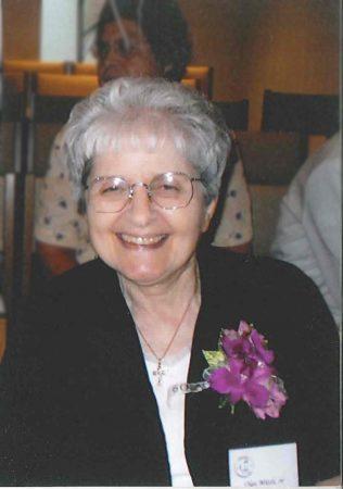 Sister Olga Mizzi